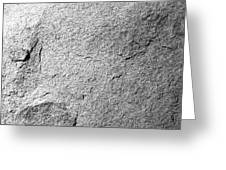 Boulder Detail Greeting Card