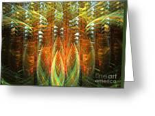 Bouquet Garni Greeting Card
