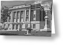 Bourbon County Courthouse 3 Greeting Card