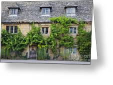 Bourton On The Water  Greeting Card