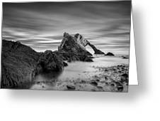 Bow Fiddle Rock 1 Greeting Card