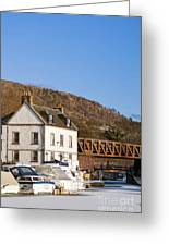 Bowling Harbour House Greeting Card