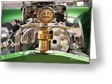 Boyce Motometer Greeting Card