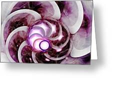 Brain Waves Greeting Card