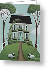 Brambleberry Cottage Greeting Card