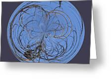 Branch Orb Greeting Card