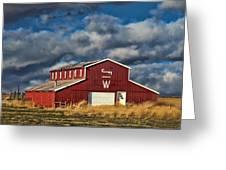 Branded Barn Greeting Card