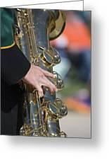 Brass Musical Instrument 01 Greeting Card