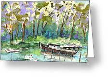 Bray Sur Seine 01 Greeting Card
