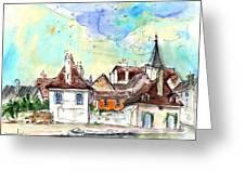Bray Sur Seine 02 Greeting Card