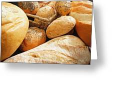 Bread Greeting Card