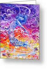 Unstoppable  Breaking Free II Greeting Card
