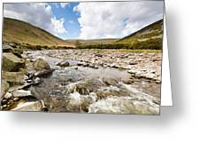 Breamish Valley   Greeting Card
