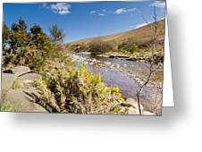 Breamish Valley In Spring Greeting Card