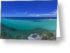 Breezy View Greeting Card