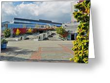 Bremerton Conference Center Greeting Card