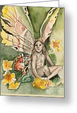 Brian Froud Faerie Greeting Card