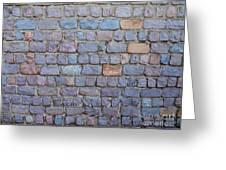 Brick Patern-1 Greeting Card