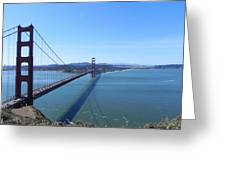 Bridge America Greeting Card