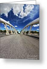 Bridge Arch Greeting Card