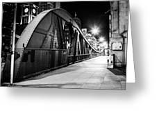 Bridge Arches Greeting Card