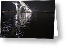 Bridge Korea Greeting Card