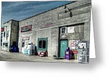 Bridgewater Depot Greeting Card
