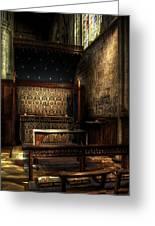 Bridlington Priory Greeting Card
