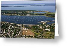 Bristol, Rhode Island Greeting Card
