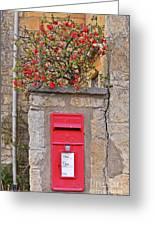 British Post Greeting Card