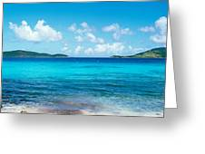 British Virgin Islands, St. John, Sir Greeting Card