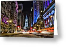 Broad Street South Greeting Card