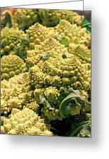Broccoflower Greeting Card