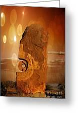 Broken Hill 3 Greeting Card