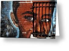Bronx Graffiti - 2 Greeting Card
