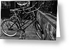 Brooklyn Cruiser Greeting Card