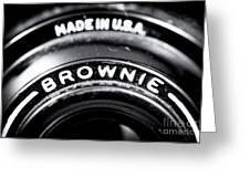 Brownie Greeting Card