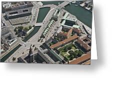 Børsen, Copenhagen Greeting Card by Blom ASA