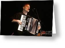 Bruce Hornsby Greeting Card