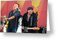 Bruce Springsteen 6 Greeting Card