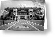 Bryant Denny Stadium 2011 Greeting Card