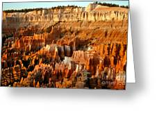 Bryce Amphitheater Greeting Card