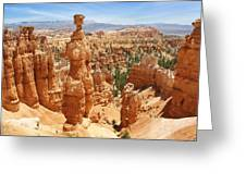 Bryce Canyon 3 Greeting Card by Mike McGlothlen