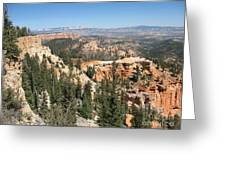 Bryce Canyon Overlook Greeting Card