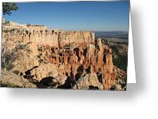 Bryce Canyon Scenic View Greeting Card
