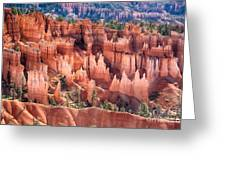 Bryce Canyon Utah Views 508 Greeting Card