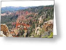 Bryce Canyon View Greeting Card