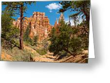 Bryce Hills 2 Greeting Card