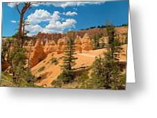 Bryce Hills 4 Greeting Card