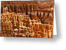 Bryce Hoodoos Greeting Card